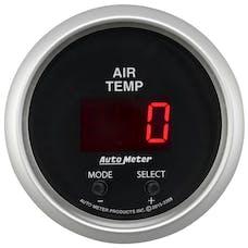 "AutoMeter Products 3358 Air Temperature Gauge, Dual 2 1/16"", 0-300Γö¼ΓòæF Digital Sport Comp"