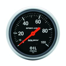 AutoMeter Products 3421 Oil Press 0-100 PSI