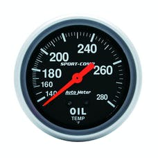 AutoMeter Products 3443 Oil Temp  140-280 F