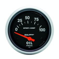 AutoMeter Products 3522 Oil Press  0-100 PSI