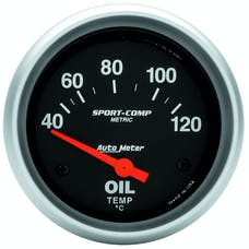 AutoMeter Products 3542-M Oil Temp  40-120 C