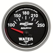 AutoMeter Products 3637 Water Temp 100-250  (Ss)
