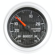 AutoMeter Products 4303-09000 GAUGE; VAC/BOOST; 2 1/16in.; 30INHG-30PSI; MECHANICAL; HOONIGAN
