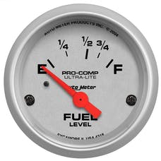AutoMeter Products 4318 Fuel Level Gauge   16 E/158 F