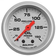 AutoMeter Products 4323 Oil Press  0-150 PSI