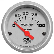 AutoMeter Products 4327 Oil Press  0-100 PSI