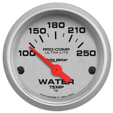AutoMeter Products 4337 Water Temp  100-250 F