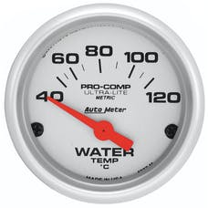 AutoMeter Products 4337-M Water Temp  40-120 C (2-1/16in)
