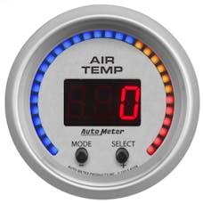"AutoMeter Products 4358 Air Temperature Gauge, Dual 2 1/16"", 0-300Γö¼ΓòæF, Digital Ultra-Lite"