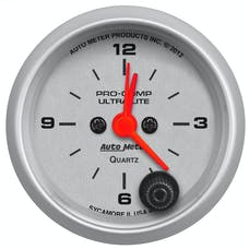 AutoMeter Products 4385 Clock  12 Volt