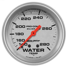 AutoMeter Products 4631 Water Temp  140-280f LFG
