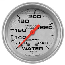 AutoMeter Products 4632 Water Temp  120-240 F LFG