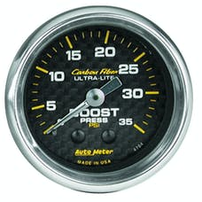 AutoMeter Products 4704 Boost  0-35 PSI