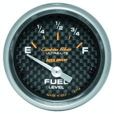 AutoMeter Products 4714 Fuel Level Gauge   0 E/90 F
