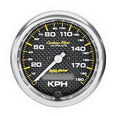 AutoMeter Products 4787-M Speedo  190 KPH