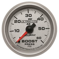 AutoMeter Products 4905 Boost 0-60 PSI Full Sweep