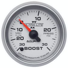 AutoMeter Products 4959 Boost/Vac 30in Hg/30 PSI  (FS)