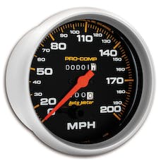 AutoMeter Products 5156 Speedo  200 mph