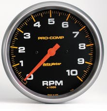 AutoMeter Products 5160 Tach  10 000 Rpm