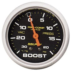 AutoMeter Products 5401 Boost  Turbo  30 PSI
