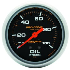 AutoMeter Products 5421 Oil Press 0-100 PSI