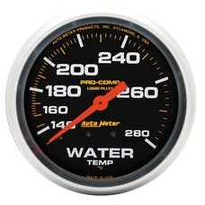 AutoMeter Products 5431 Water Temp 140-280 F