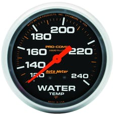 AutoMeter Products 5432 Water Temp  120-240 F