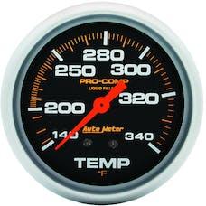 AutoMeter Products 5435 Temp Gauge  140-340 F