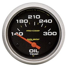 AutoMeter Products 5447 Oil Temp  140-300 F