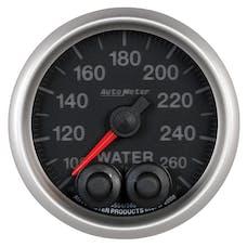 "AutoMeter Products 5654-05702 Guage, Water Temp, 2 1/16"", 260Γö¼Γòæf, Stepper Motor"