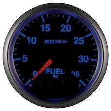 "AutoMeter Products 5661-05702 Gauge, Fuel Press, 2 1/16"", 35psi, Stepper Motor"