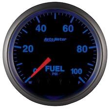 "AutoMeter Products 5671-05702-A Gauge, Fuel Press, 2 1/16"", 100psi, Digital Stepper Motor"
