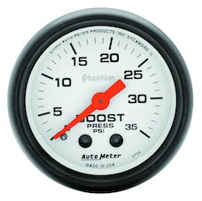 AutoMeter Products 5704 Boost  0-35 PSI