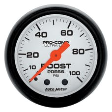 AutoMeter Products 5706 Boost  0-100 PSI