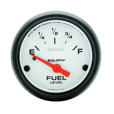 AutoMeter Products 5716 Fuel Level Gauge 240 E/33 F