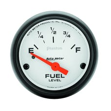 AutoMeter Products 5717 Fuel Level Gauge   0 E/30 F