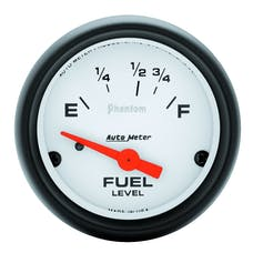AutoMeter Products 5718 Fuel Level Gauge   16 E/158 F