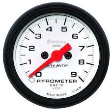 AutoMeter Products 5744-M Pyrometer 0-900 C (2-1/16in)