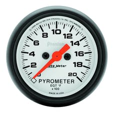 AutoMeter Products 5745 2 000 F Pyrometer Kit