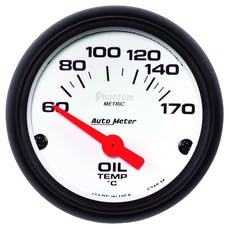 AutoMeter Products 5748-M Oil Temp 60-170 C (2-1/16in)