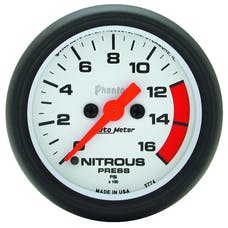 AutoMeter Products 5774 Nitrous Press  0-1600 PSI