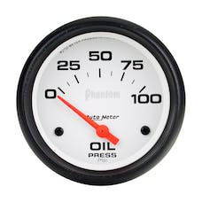 AutoMeter Products 5827 Oil Press  0-100 PSI