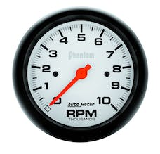 AutoMeter Products 5897 Tach  10,000 RPM