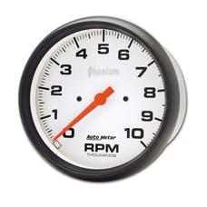 AutoMeter Products 5898 Tach  10 000 RPM