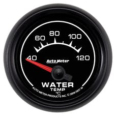 AutoMeter Products 5937-M 2-1/16in Water Temp  40- 120`C  SSE ES