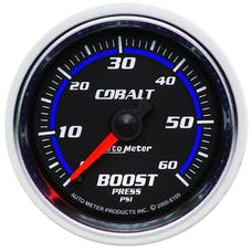 AutoMeter Products 6105 Boost 0-60 PSI