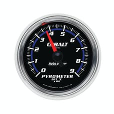 AutoMeter Products 6144-M 2-1/16in Pyrometer Kit  0-900`C, FSE, Cobalt