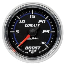 AutoMeter Products 6160 Boost  0-30 PSI