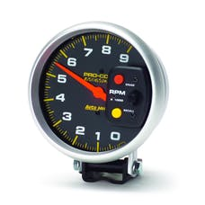 AutoMeter Products 6809 Tach W/Memory 9 000 RPM Std