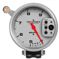 AutoMeter Products 6854 Tach  9 000 RPM  Dual